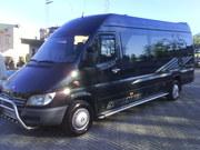 Заказ микроавтобуса на свадьбу.Пассажирские перевозки в Одессе и Украи